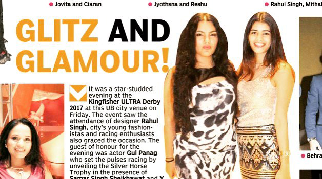 Deccan Chronicle for the fashion statements1