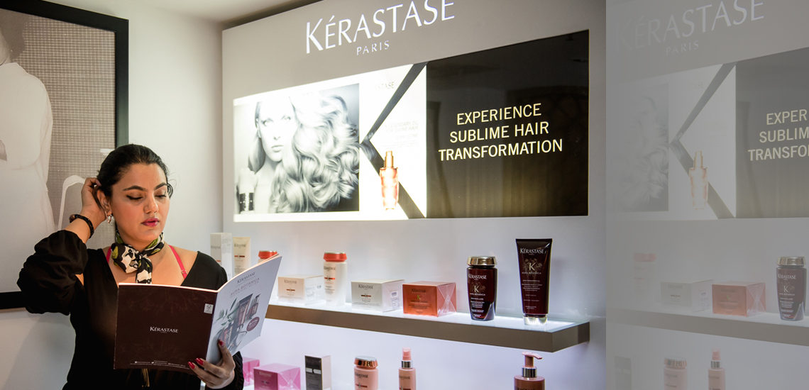 Kerastase hair spa